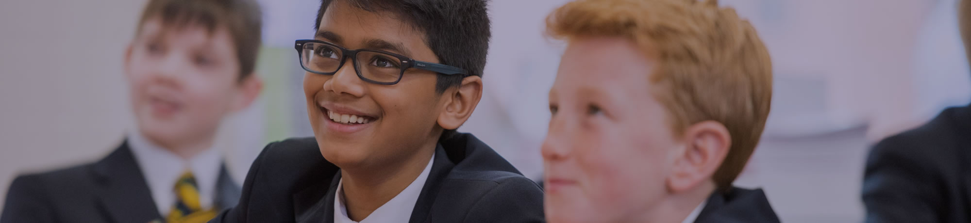 """An outstanding school, where pupils thrive and achieve exceptionally well""<br /><br />OFSTED"